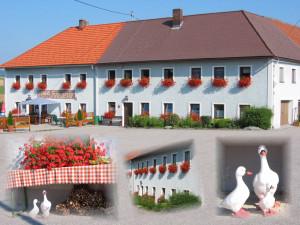 Gasthof Franzosenhof in Wullowitz nähe Freistadt und Tschechien